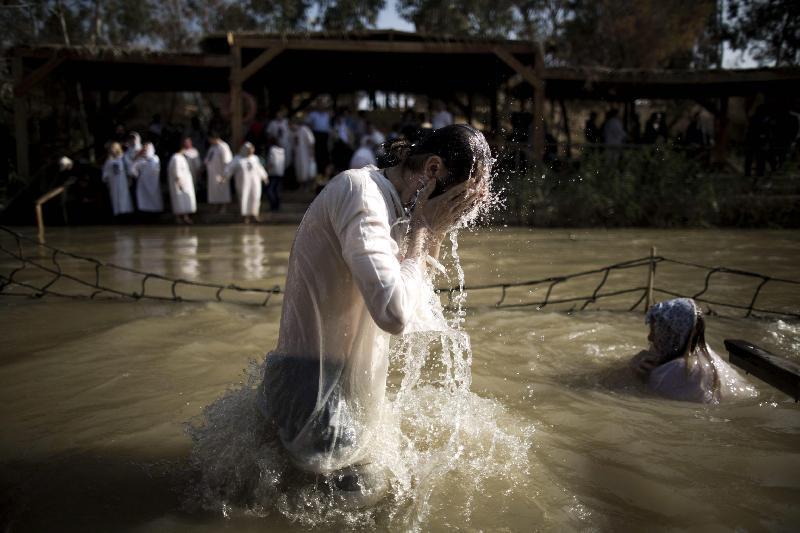 Battesimo La Parola E La Mia Casa Appena Battezzato Gesu Vide Venire Lo Spirito Di Dio Venire Su Di Lui Battesimo Del Signore